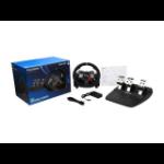 Logitech G G29 Aluminum, Black USB Steering wheel + Pedals PC, PlayStation 4, Playstation 3