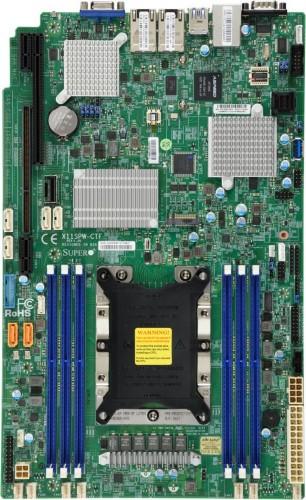 Supermicro X11SPW-CTF Intel C622 LGA 3647 (Socket P) server/workstation motherboard