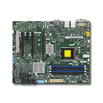 Supermicro X11SAT server/workstation motherboard LGA 1151 (Socket H4) ATX Intel® C236