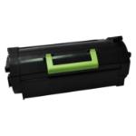 V7 Toner for select Lexmark printers - Replaces 52D2H00 V7-MS810-HY-OV7