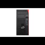 Fujitsu ESPRIMO P558 3.6GHz i3-8100 Micro Tower 8th gen Intel® Core™ i3 Black PC VFY:P0558P131SGB