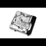 EK Water Blocks 3831109828526 computer cooling component Motherboard Water block Black, Metallic