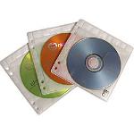Case Logic ProSleeveII 50discs Transparent