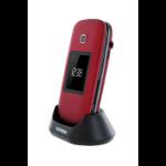 "Telefunken TM260 Cosi 2.6"" 210g Rojo"
