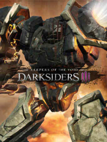 Nexway Darksiders III - Keepers of the Void Video game downloadable content (DLC) PC Español