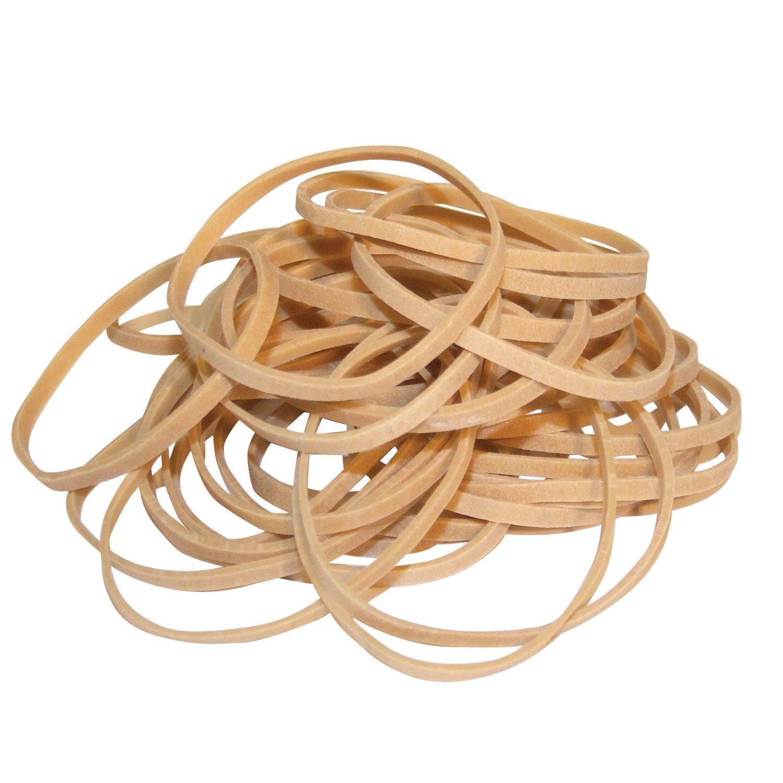 Whitecroft Essentials Value Rubber Bands (No 64) 6x90mm 454g