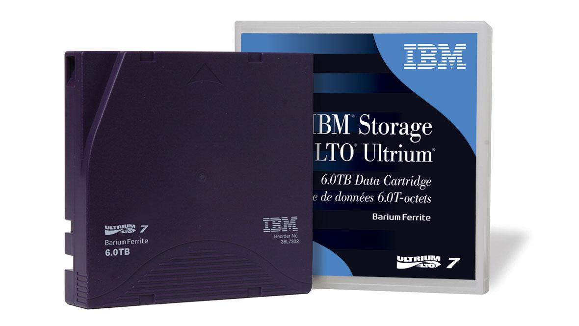 Lenovo 00WF771 cinta en blanco LTO 6000 GB 9,6 m