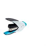Rexel Easy Touch 20 Low Force Quarter Strip Stapler White/Blue