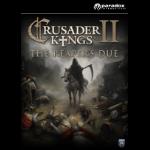 Paradox Interactive Crusader Kings II: The Reaper's Due, PC/Mac/Linux Linux/Mac/PC English
