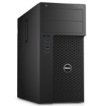 DELL Precision T3620 4.2GHz i7-7700K Mini Tower Black Workstation