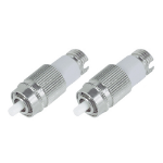 AddOn Networks FC/PC wire connector FC/PC Metallic,White