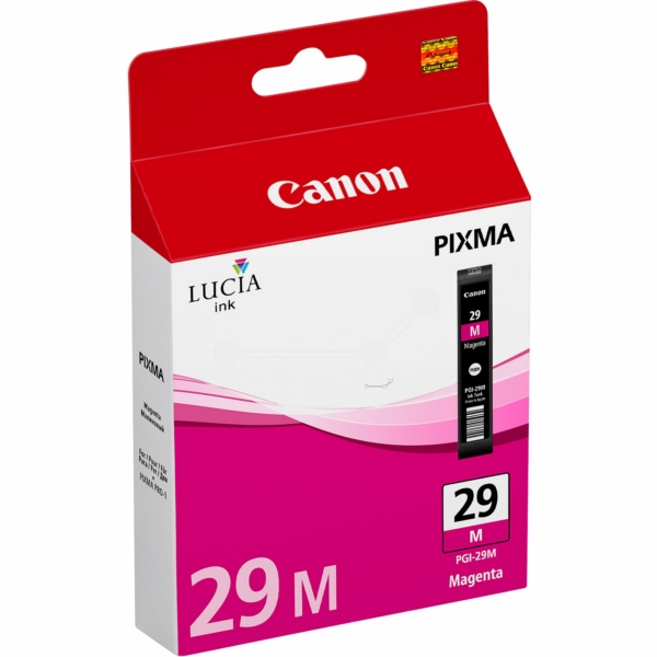 Canon 4874B001 (PGI-29 M) Ink cartridge magenta, 1.85K pages, 36ml
