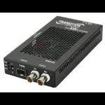 Transition Networks S6210-3014 network media converter 44.7 Mbit/s 1310 nm Single-mode Black