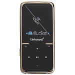 Intenso Video Scooter 8GB MP3 8GB Black
