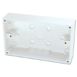 Lindy 73316 White outlet box