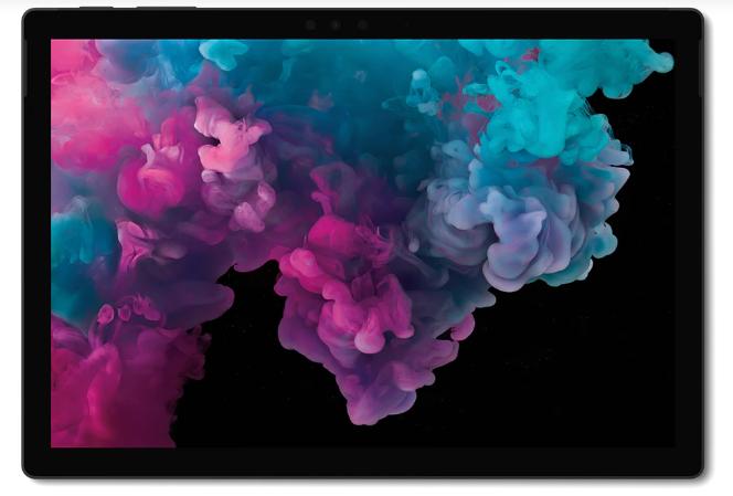 "Microsoft Surface Pro 6 + Cover 31,2 cm (12.3"") 8ª generación de procesadores Intel® Core™ i7 8 GB 256 GB Wi-Fi 5 (802.11ac) Negro Windows 10 Pro"