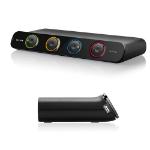 Belkin 4-Port SOHO KVM Switch, DVI & USB Black KVM switch