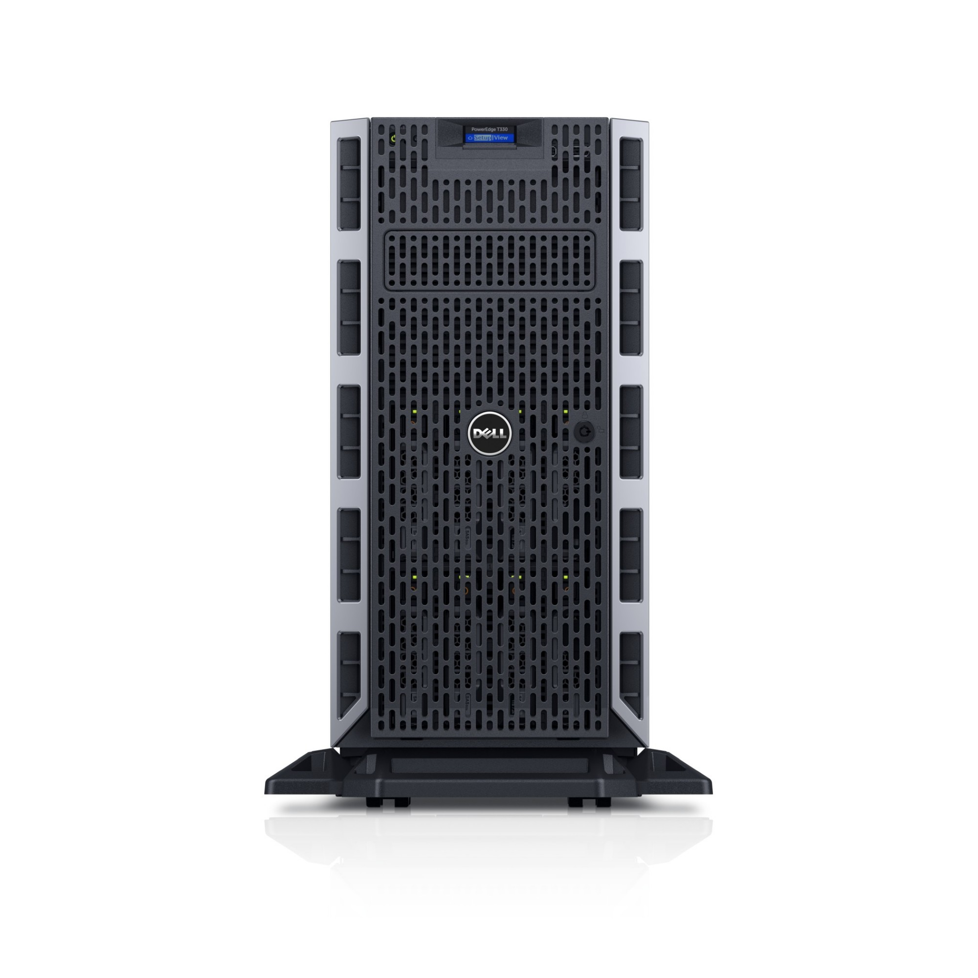 DELL PowerEdge T330 3GHz E3-1220V6 495W Tower (5U) server