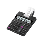 Casio EXTRA LARGE DISPLAY/DESKTOP calculator Printing Black