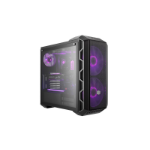 Cooler Master MasterCase H500 Midi-Tower Grey
