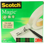 Scotch 810 MAGIC TAPE 25MMX66M