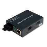 FDL 1000 BASE TX RJ45 TO 1000 BASE FX SC SINGLE MODE CONVERTER