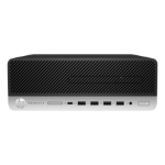 HP ProDesk 600 G3 3.4GHz i5-7500 SFF Black,Silver PC