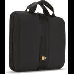 "Case Logic QNS-111 Black notebook case 29.5 cm (11.6"") Sleeve case"