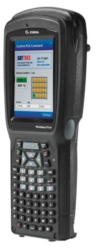 Zebra WAP4 LONG ALPHA NUM CE 6.0 EN 1D 802.11 handheld mobile computer 9.4 cm (3.7