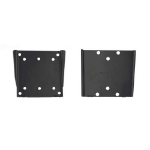Brateck 2 Piece LCD Wall Mount Vesa 75mm/100mm up to 33 Kg