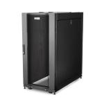 StarTech.com 25U Server Rack Cabinet - 37 in. Deep Enclosure