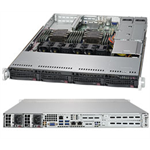 Supermicro SuperServer 6019P-WTR Intel® C621 LGA 3647 Rack (1U) Black