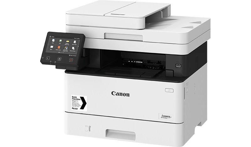 Canon i-SENSYS MF443dw Laser 1200 x 1200 DPI 38 ppm A4 Wifi