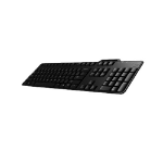 DELL KB813 keyboard USB QWERTZ German Black