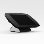 Bouncepad Flip   Microsoft Surface Go 10.0 (2018)   Black   Covered Front Camera and Home Button  