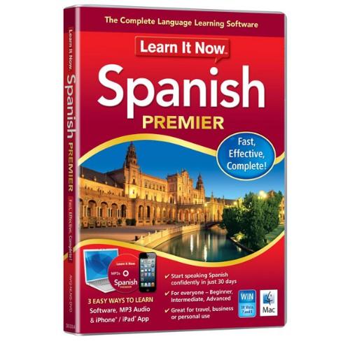 Avanquest Learn It Now Spanish Premier