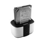 Freecom mDock Keypad Secure USB 3.2 Gen 1 (3.1 Gen 1) Type-C Black, Grey