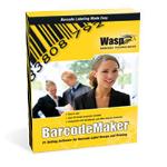 Wasp BarcodeMaker bar coding software