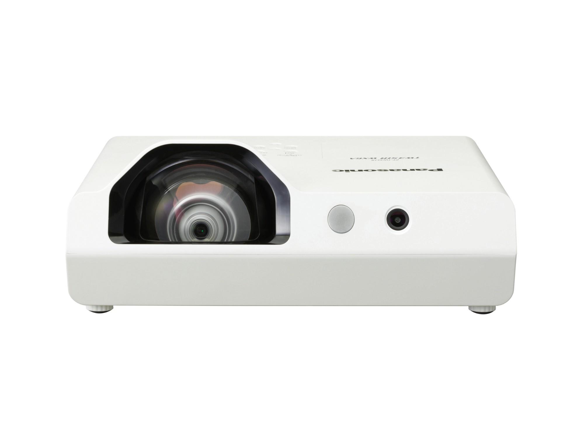 LCD Short-Throw Projector PT-TW351R/ Wireless WXGA 3300LM