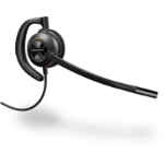 Plantronics EncorePro 530 Monaural Ear-hook Black headset 201500-02
