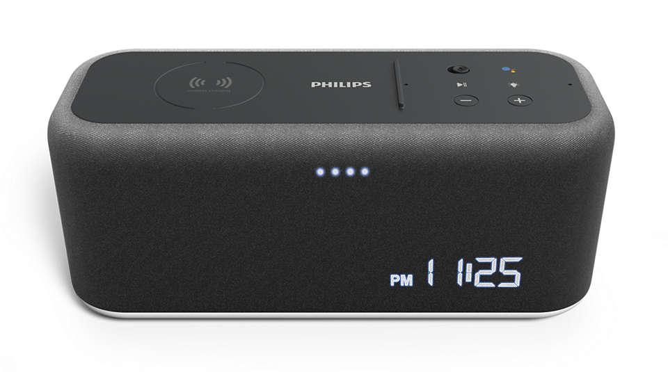 Philips TAPS402/10 portable speaker 16 W Black