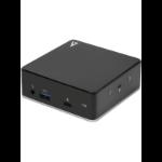 V7 Universal USB-C Docking Station w/ Dual HDMI, 3.5mm Combo Audio, Gigabit Ethernet, 3 x USB 3.1 ports and 85W PD