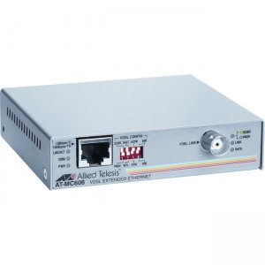 Allied Telesis AT-MC606-60 Managed Grey network switch
